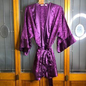 Victoria's Secret Purple Robe One size